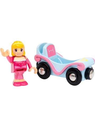Brio Disney Princess Aurora mit Waggon