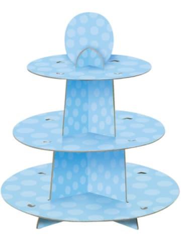 Feiermeier® CupCake Ständer, blau