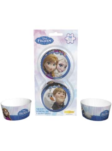 Dekoback Muffinförmchen Die Eiskönigin, 50 Stück