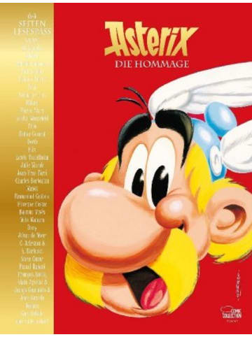 Egmont Comic Collection Asterix - Die Hommage