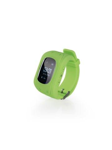 "EASYmaxx Armbanduhr ""Kids Smart Watch OLED"" in Limegreen"