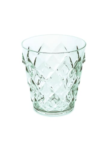 Koziol CRYSTAL S - Glas 250ml in transparent jade