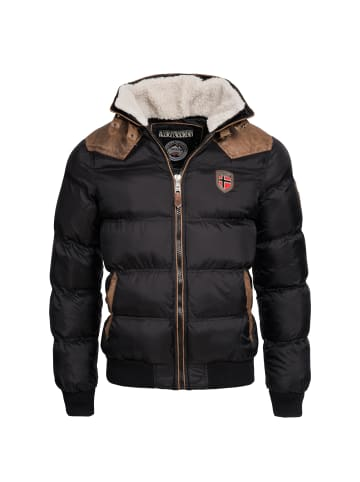 Geographical Norway Geographical Norway Winterjacke ABRAHAM in SCHWARZ