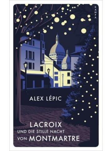 Kampa Verlag Lacroix und die stille Nacht von Montmartre