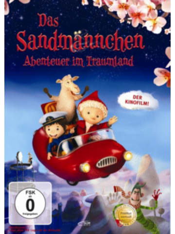 Sandmännchen DVD Das Sandmännchen - Abenteuer im Traumland