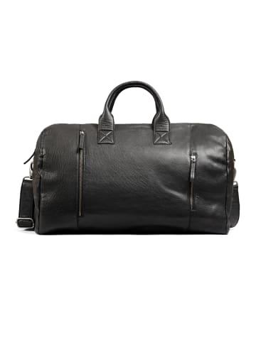 Still nordic Weekender Clean XL Weekend Bag in schwarz