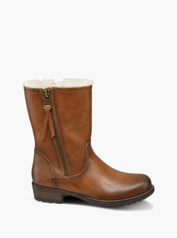 Graceland Boots cognac