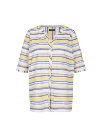 VIA APPIA DUE  Bluse in gelb multicolor