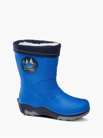 Cortina Gummistiefel blau
