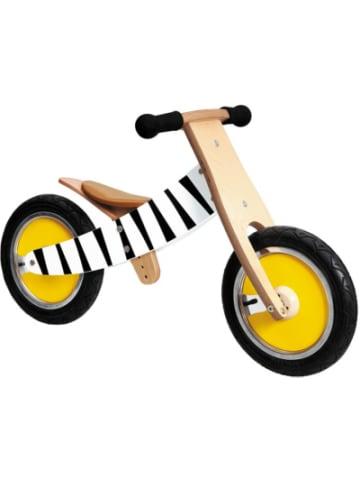 Scratch Laufrad Zebra mitwachsend 2in1