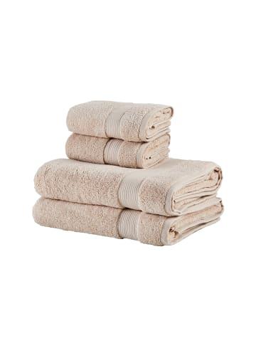 BELLA MAISON Handtuch Basic in beige