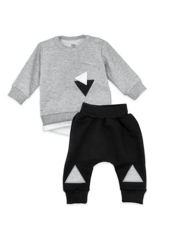 Baby Sweets 2tlg Set Shirt + Hose Lieblingsstücke Triangle in bunt