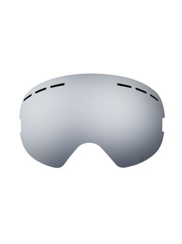 YEAZ Ski- / Snowboardbrillen XTRM-SUMMIT in silber