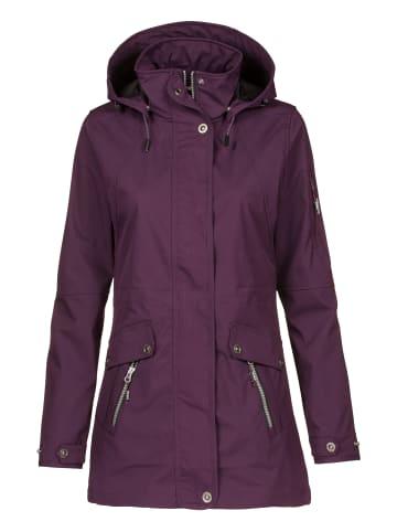 Vertical Softshelljacke Rosales Long in 4081 Potent Purple