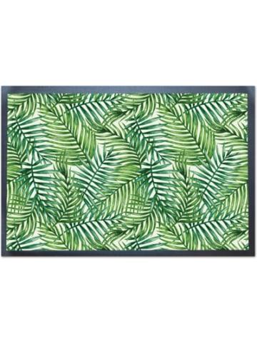 """ACHOKA® Fußmatte """"Blätter"""" 40x60 cm"""