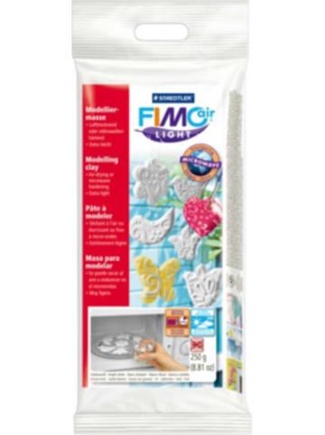 FIMO air light Lufttrocknende Modelliermasse weiß, 250 g
