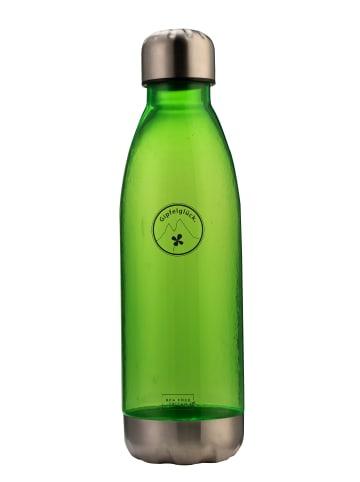 Gipfelglück Flasche Tritan Bottle in Lime