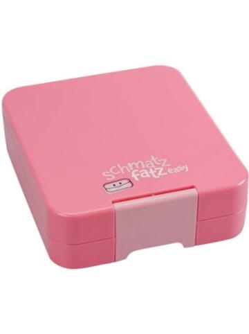 Schmatzfatz Brotdose easy Snackbox Rosa