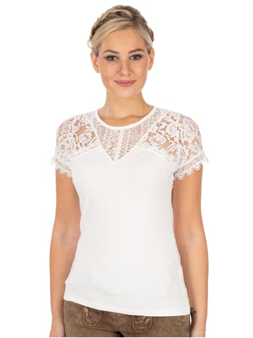 Hangowear T-Shirt AYSE weiß