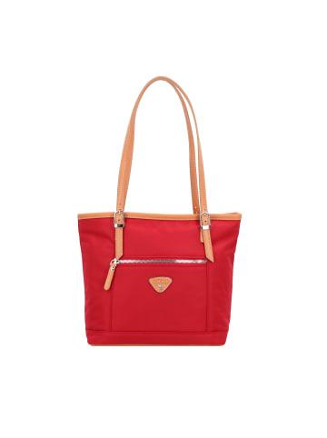 Jump Cassis Riviera Shopper Tasche 33 cm in red