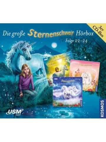 United Soft Media Die große Sternenschweif Hörbox, Folgen 22-24, 3 Audio-CDs