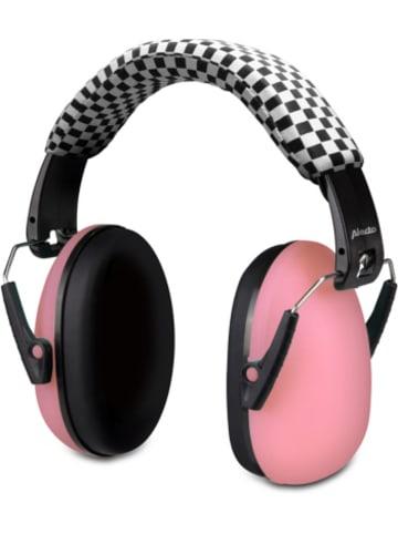 Alecto BV-71RE - Gehörschutz für Kinder, rosa/schwarz