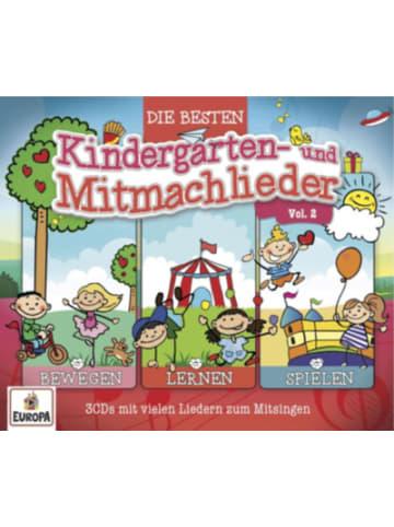 Sony CD Lena, Felix & die Kita-Kids - 02/3er Box Die besten Kindergarten-&...