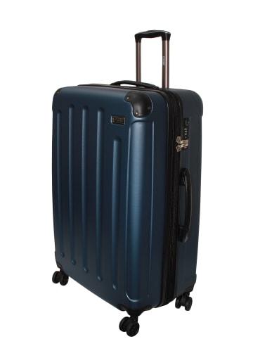 "PSNGR Koffer ""SEATTLE"" Größe L in Blau"