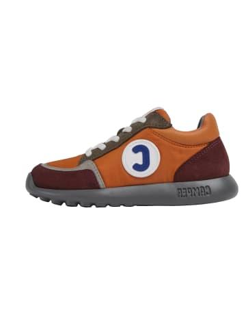 """Camper Sneaker """" Driftie """" in Dunkelorange"""