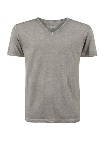 """Stockerpoint T-Shirt """"Falko"""" in stein"""