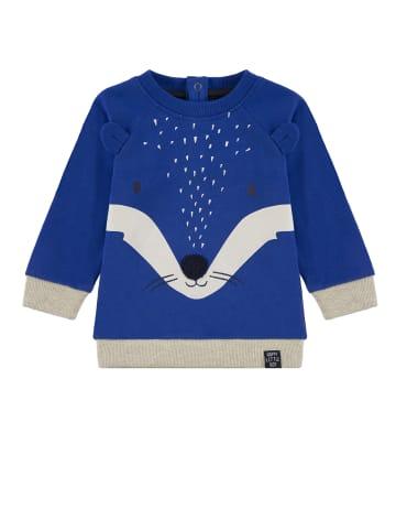 TOM TAILOR kids Sweatshirt Fox in turkish sea