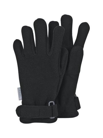 Sterntaler Fingerhandschuh in schwarz