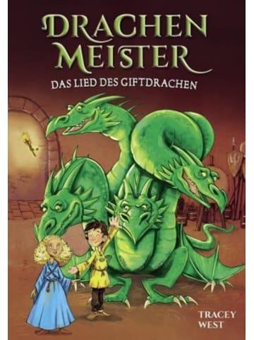 Adrian Verlag Drachenmeister - Das Lied des Giftdrachen