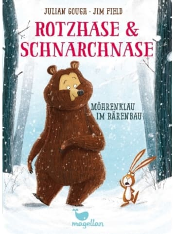 Magellan Rotzhase & Schnarchnase - Möhrenklau im Bärenbau