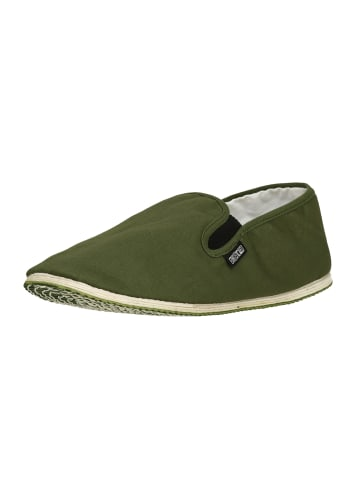 Ethletic Slipper Fair Fighter Classic in camping green