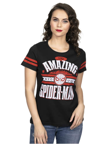 MARVEL Spider-Man T-Shirt Amazing in schwarz