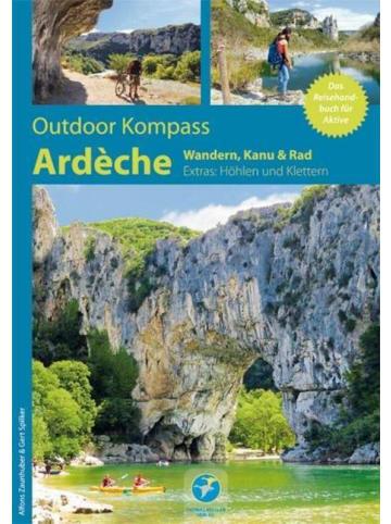 Kettler Outdoor Kompass Ardèche | Das Reisehandbuch für Aktive