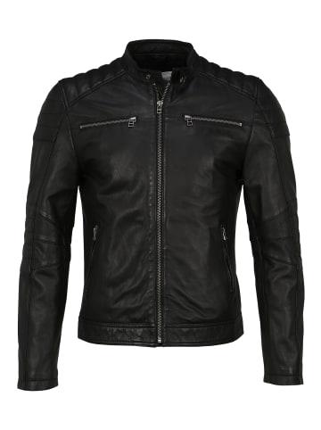 Goosecraft Lederjacke Jacket 965 in black