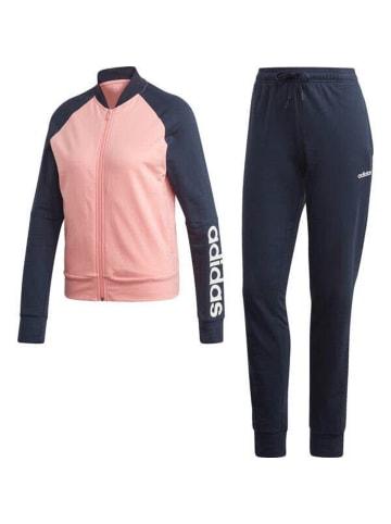 Adidas Sportanzug WTS NEW CO MARK in Dunkelblau
