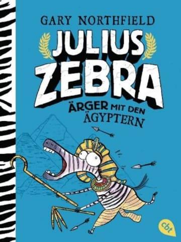 Cbt Julius Zebra - Ärger mit den Ägyptern