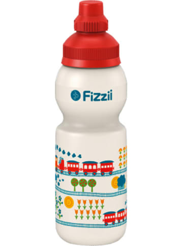 Fizzii Trinkflasche Eisenbahn byGraziela, 330 ml