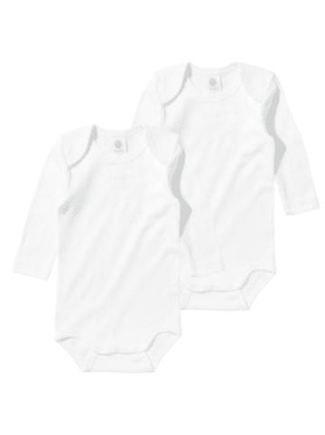 Sanetta Baby Bodys Doppelpack, Organic Cotton