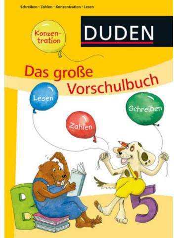 FISCHER Duden Duden: Das große Vorschulbuch