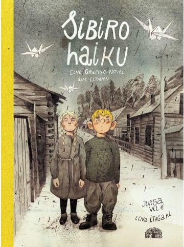 BAOBAB Sibiro Haiku | Eine Graphic Novel aus Litauen