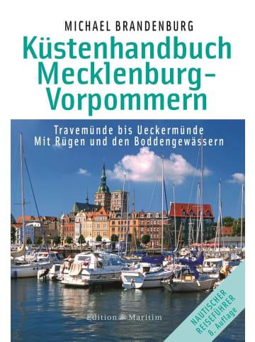 Delius Klasing Küstenhandbuch Mecklenburg-Vorpommern   Travemünde bis Ueckermünde. Mit Rügen...