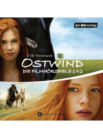 Der Hörverlag Ostwind - Die Filmhörspiele 1 + 2, 3 Audio-CDs