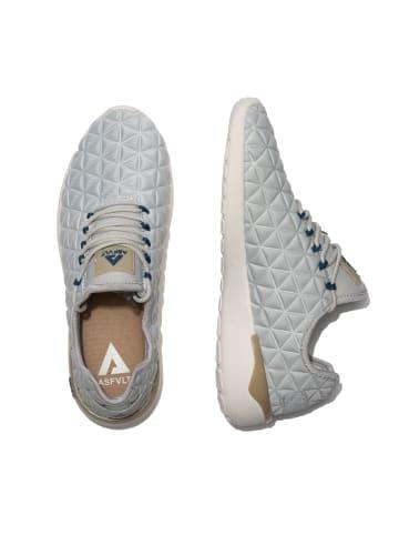 ASFVLT Sneaker SPEED SOCKS SS117 in light blue tan cobalt
