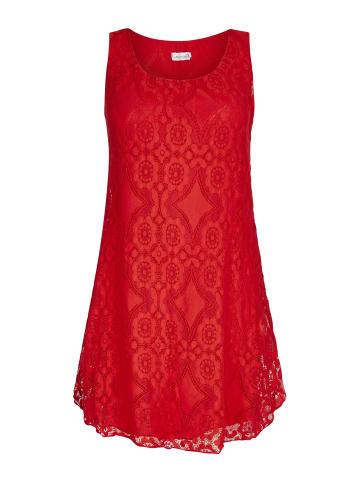 Made in Italy Sommerkleid in rot