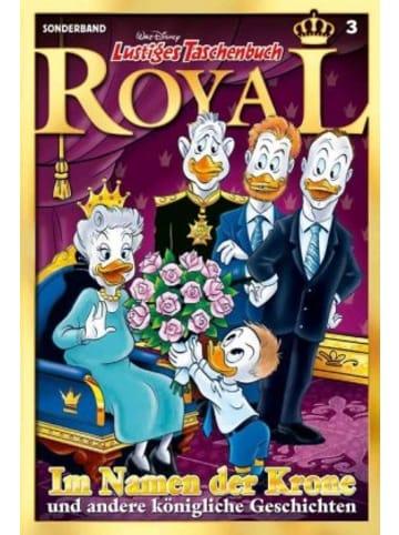 Egmont Lustiges Taschenbuch Royal - Im Namen der Krone