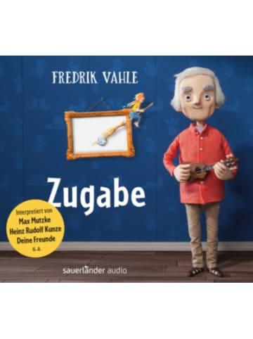 Argon CD Fredrik Vahle - Zugabe